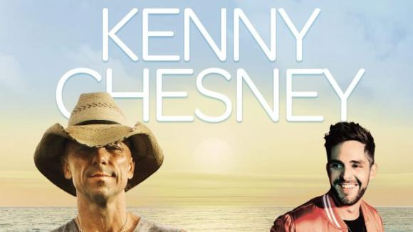 Kenny Chesney, Thomas Rhett, Old Dominion & Brandon Lay at AT&T Stadium