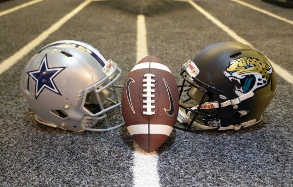 Dallas Cowboys vs. Jacksonville Jaguars at AT&T Stadium