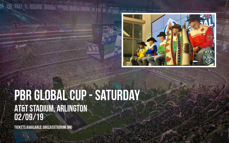 PBR Global Cup - Saturday at AT&T Stadium
