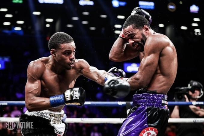 Errol Spence Jr. vs. Mikey Garcia at AT&T Stadium