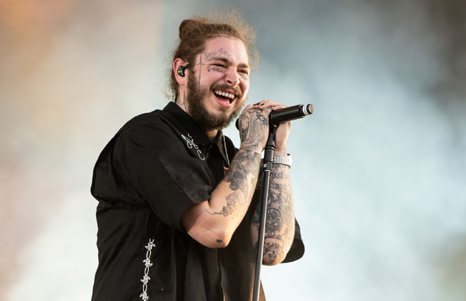 Posty Fest 2019: Post Malone, Meek Mill, Pharrell Williams & Rae Sremmurd at AT&T Stadium