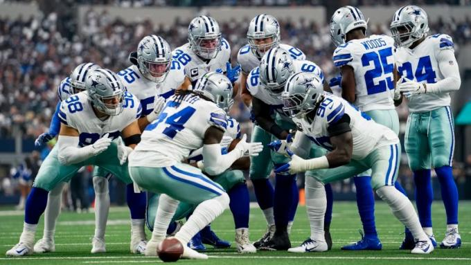NFC Wild Card or Divisional Home Game: Dallas Cowboys vs. TBD (Date: TBD - If Necessary) at AT&T Stadium