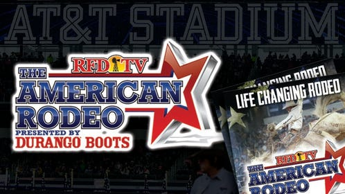 The American Rodeo - Sunday at AT&T Stadium