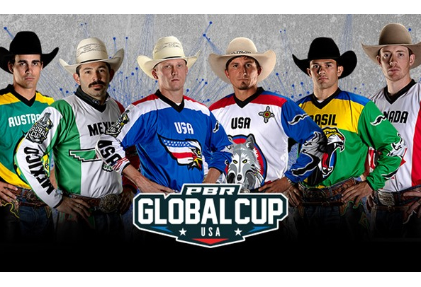 PBR Global Cup at AT&T Stadium