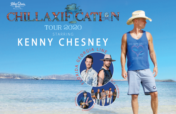 Kenny Chesney, Florida Georgia Line & Old Dominion [POSTPONED] at AT&T Stadium