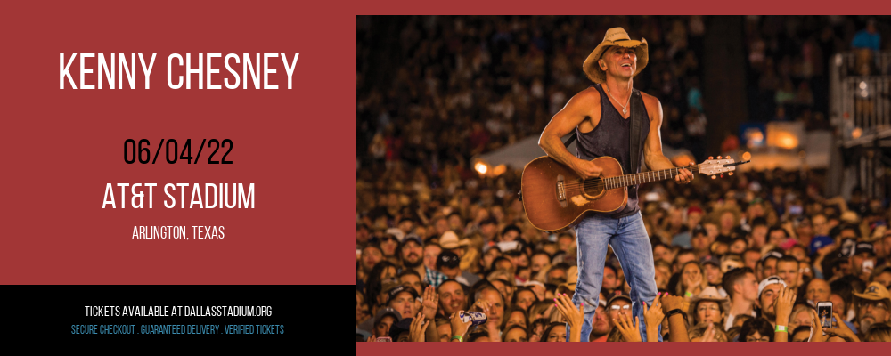 Kenny Chesney, Florida Georgia Line & Old Dominion at AT&T Stadium