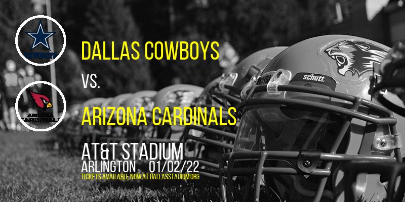 Dallas Cowboys vs. Arizona Cardinals at AT&T Stadium