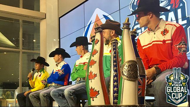 PBR Global Cup - Saturday at AT&T Stadium
