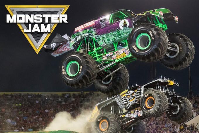 Monster Jam at AT&T Stadium