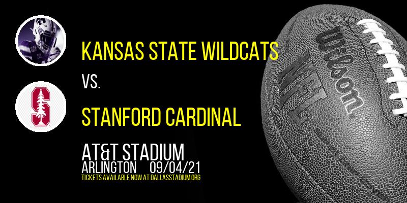 Allstate Kickoff Classic: Kansas State Wildcats vs. Stanford Cardinal at AT&T Stadium